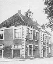 Das erste Rathaus©Stadt Nordhorn