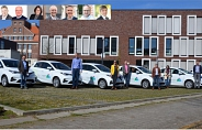 Carsharing Collage